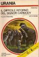 Cover of Il difficile ritorno del signor Carmody