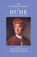 Cover of The Cambridge Companion to Hume