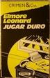 Cover of Jugar duro