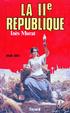 Cover of La Deuxième République