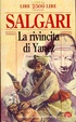 Cover of La rivincita di Yanez