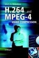 Cover of H.264 and MPEG-4 Video Compression
