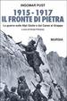 Cover of 1915-1918: il fronte di pietra