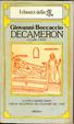 Cover of Decameron vol. I