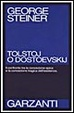 Cover of Tolstoj o Dostoevskij