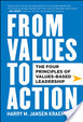 Cover of From Values to Action
