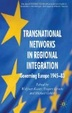 Cover of Transnational Networks in Regional Integration