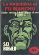 Cover of La maschera di Fu Manchu