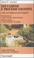Cover of Educazione e processi cognitivi