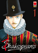 Cover of 7 Shakespeares vol. 1