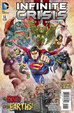 Cover of Infinite Crisis: Fight for the Multiverse n. 12