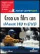 Cover of Crea film con iMovieHD e iDVD