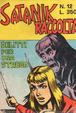 Cover of Satanik raccolta n. 12