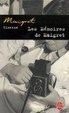 Cover of Les Memoires De Maigret