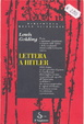 Cover of Lettera a Hitler