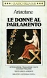 Cover of Le donne al parlamento