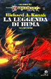 Cover of La leggenda di Huma
