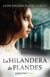 Cover of La hilandera de Flandes