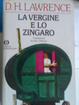 Cover of La vergine e lo zingaro