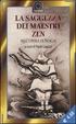 Cover of La saggezza dei maestri zen nell'opera di Sengai
