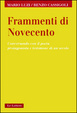 Cover of Frammenti di Novecento