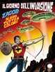 Cover of Zagor n. 600 (Zenith n. 651)