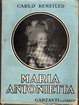 Cover of La Vita Privata di Maria Antonietta