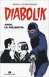 Cover of Diabolik: Anna, la poliziotta