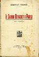 Cover of Il signor Bergeret a Parigi