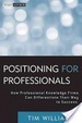 Cover of Positioning for Professionals