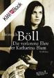 Cover of Die verlorene ehre der Katharina Blum
