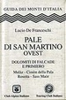 Cover of Pale di San Martino Ovest