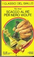 Cover of Scacco al re per Nero Wolfe