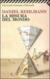 Cover of La misura del mondo