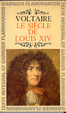 Cover of Le siècle de Louis XIV
