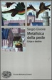 Cover of Metafisica della peste