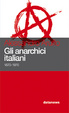 Cover of Gli anarchici italiani