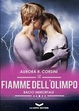 Cover of Le fiamme dell'Olimpo
