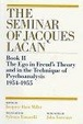 Cover of The Seminar of Jacques Lacan