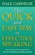 Cover of The Quick and Easy Way to Effective Speaking
