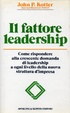 Cover of Il fattore leadership