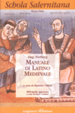 Cover of Manuale di latino medievale