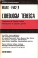Cover of L'ideologia tedesca