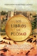 Cover of Los libros de plomo