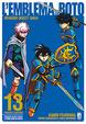 Cover of Dragon Quest Saga: L'Emblema di Roto vol. 13