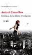 Cover of Crónicas de la última revolución