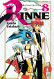 Cover of Rinne vol. 8