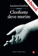 Cover of Cleofonte deve morire