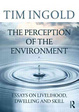 Cover of The Perception of the Environment