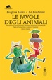 Cover of Le favole degli animali
